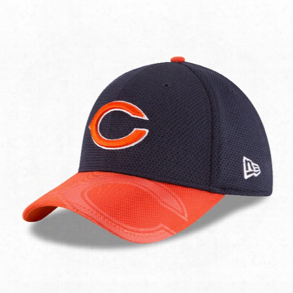 Chicago Bears 2016 Fnl On Field 39thirty Cap