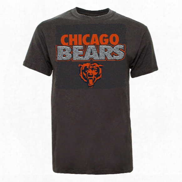 Chicago Bears Cement T-shirt