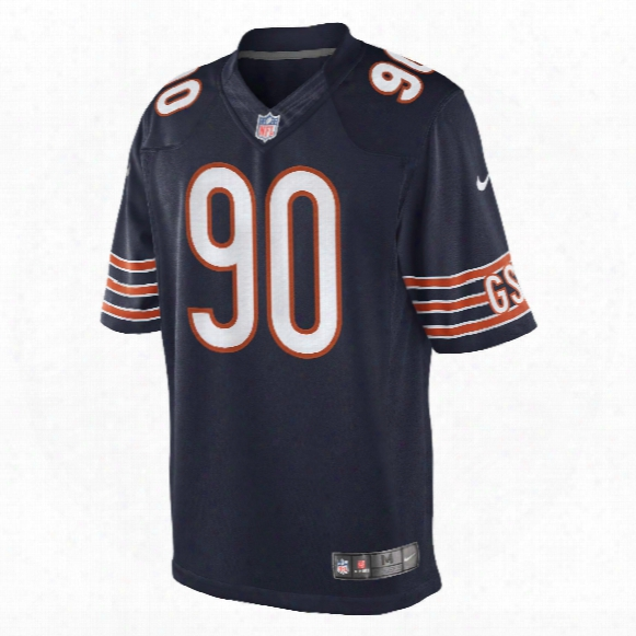 Chicago Bears Julius Peppers Nfl Nike Limited Team Jersey