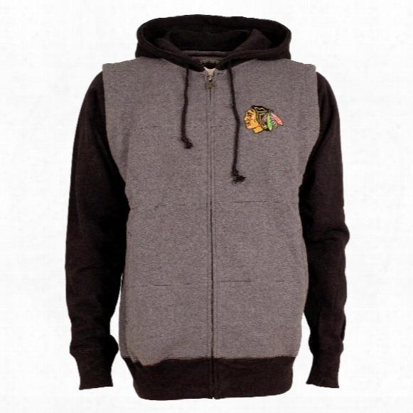 Chicago Blackhawks Minden Full Zip Hoodie