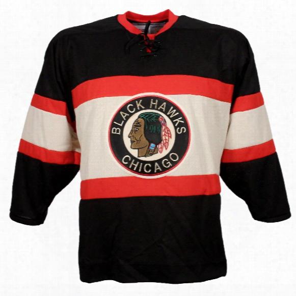 Chicago Blackhawks Vintage Replica Jersey 1936-37 (away)