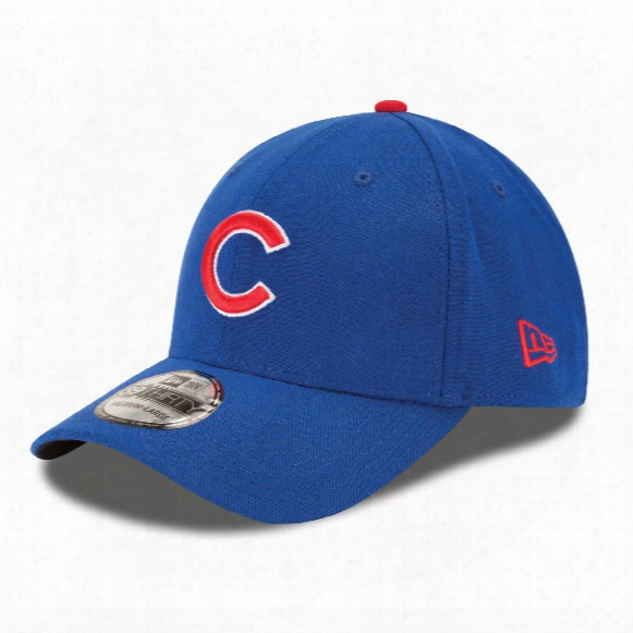 Chicago Cubs Mlb Team Classic 39thirty Game Cap