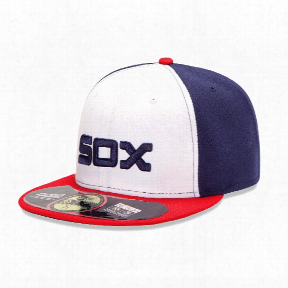 Chicago White Sox 59fifty Authentic Fitted Performance Alternate Mlb Baseball