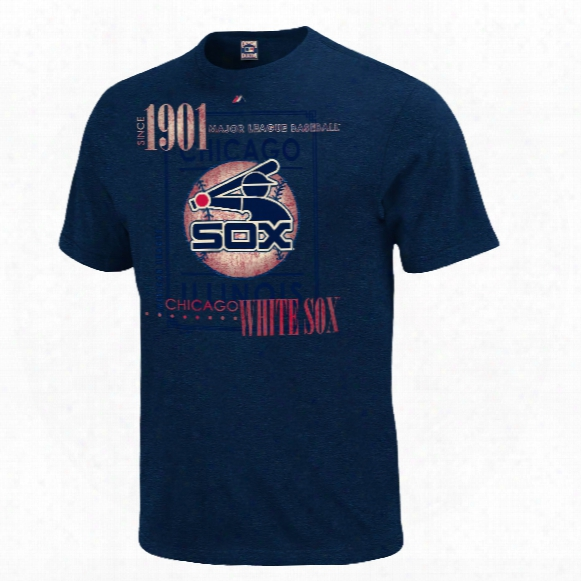 Chicago White Sox Cooperstown Drawing On Inspiration T-shirt