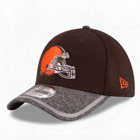 Cleveland Browns 2016 Nfl On Field Reverse Training 39thirty Cap