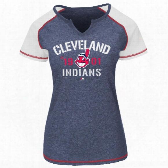 Cleveland Indians Women's Golden Future T-shirt