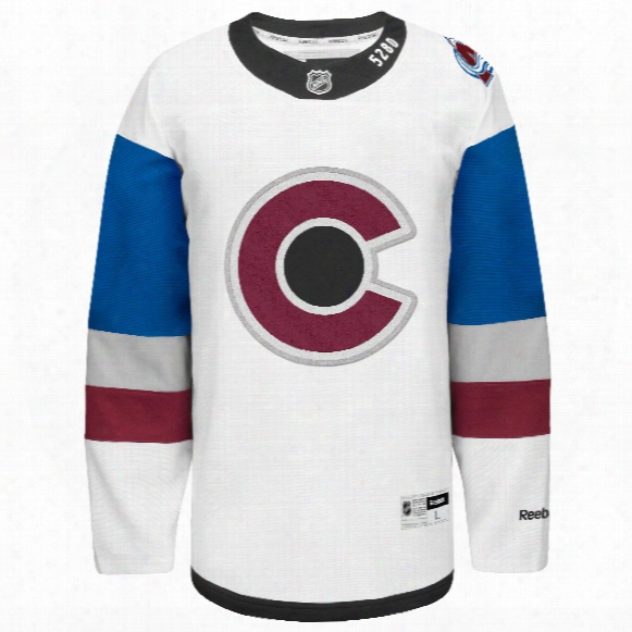 Colorado Avalanche 2016 Nhl Stadium Series Premier Replica Jersey