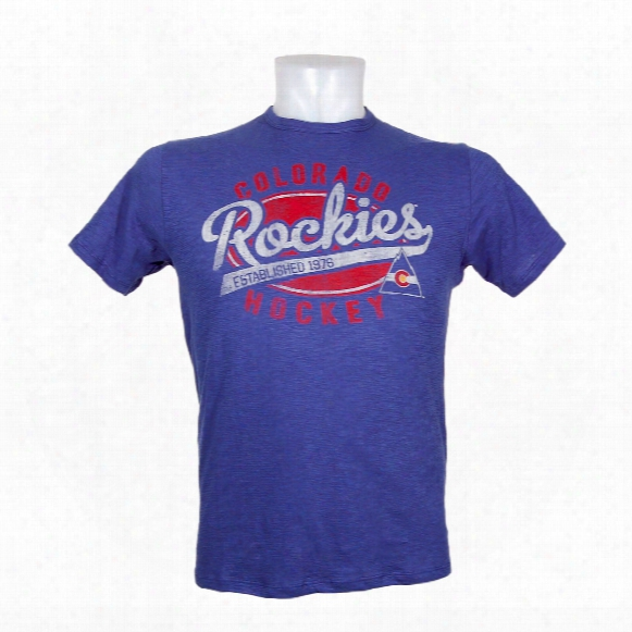 Colorado Rockies Vintage Billboard Scrum T-shirt