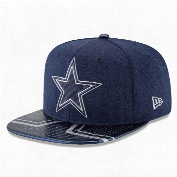 Dallas Cowboys New Era Nfl 2017 Draft On Stage 9fifty Snapback Cap