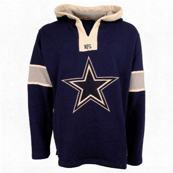 Dallas Cowboys Nfl Option Heavyweight Hoodie
