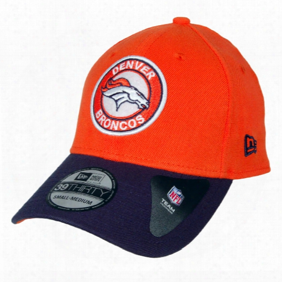 Denver Broncos Ring It Up Classic 39thirty Cap