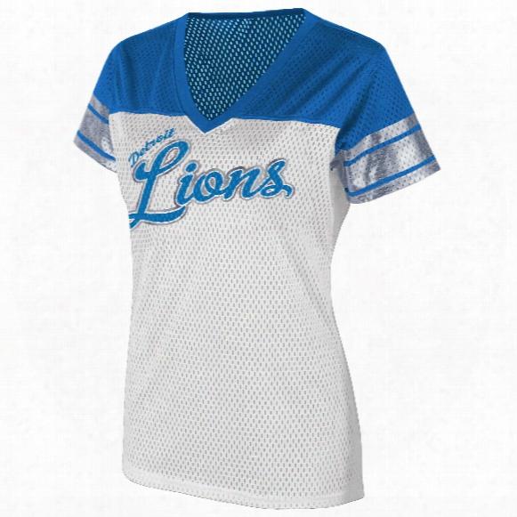 Detroit Lions Women's Pass Rush Top
