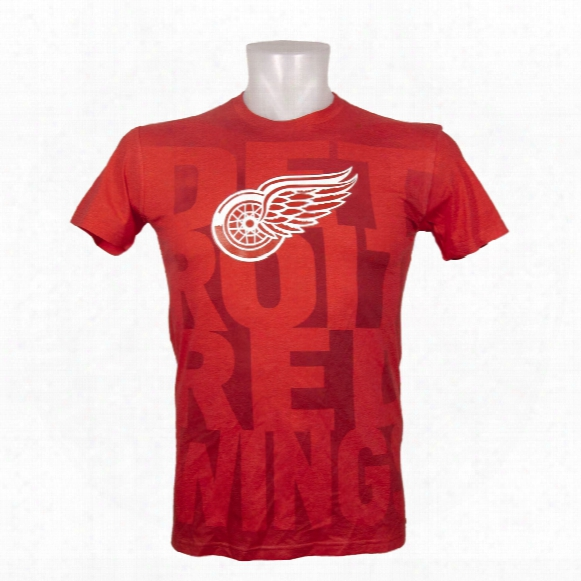 Detroit Red Wings Swiss Army Fx T-shirt