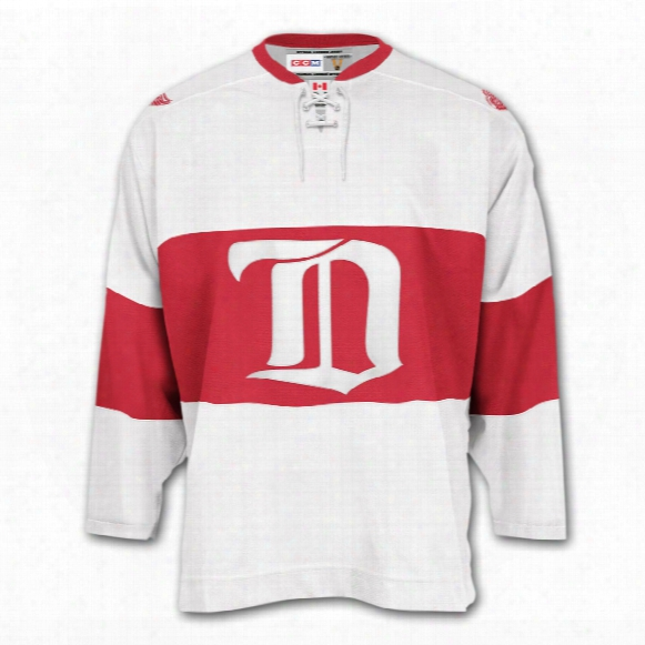 Detroit Red Wings Vintage Replica Jersey 1926-27 (home)