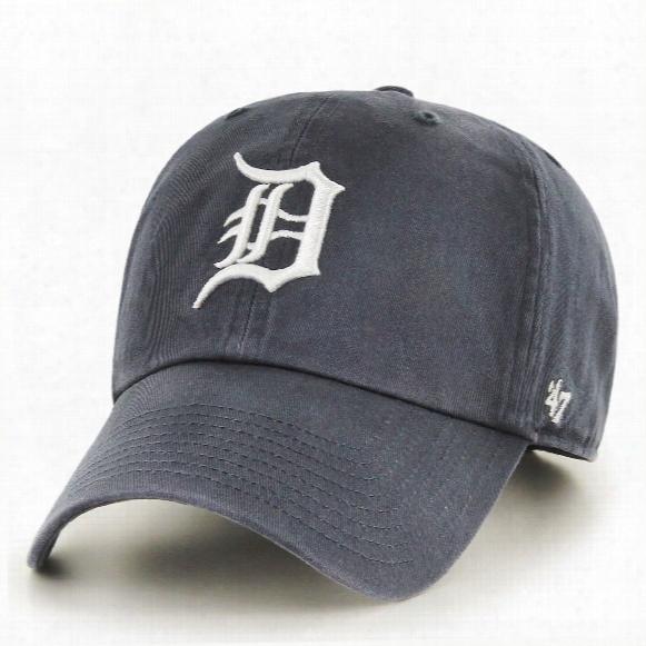 Detroit Tigers Clean Up Cap