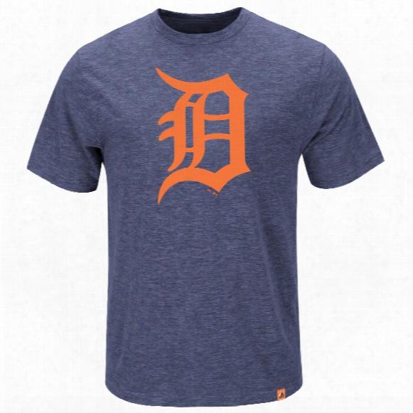 Detroit Tigers Mental Metal Slub T-shirt