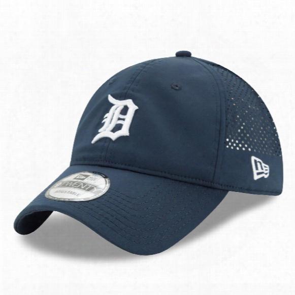 Detroit Tigers Perf Pivot 2 9twenty Running Cap