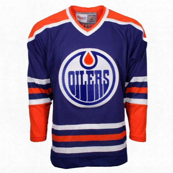 Edmonton Oilers Vintage Replica Jersey 1982 (royal)