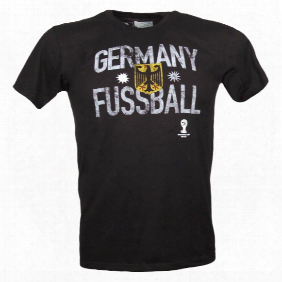 Germany 2014 Fifa World Cup Edison T-shirt