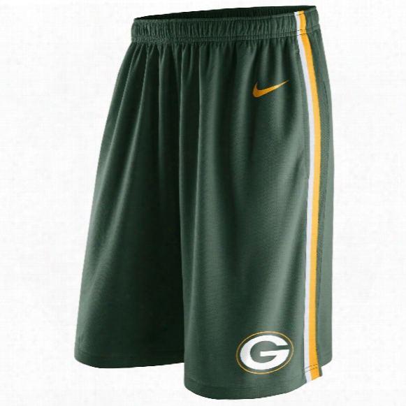 Green Bay Packers Nike Epic Shorts