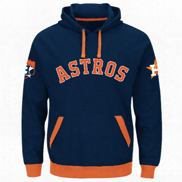 Houston Astros Third Wind Hoodie