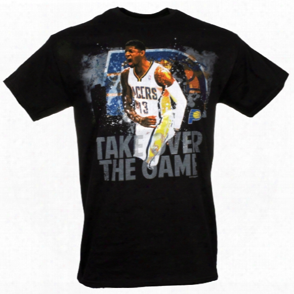 Indiana Pacers Paul George See Me Score Nba T-shirt