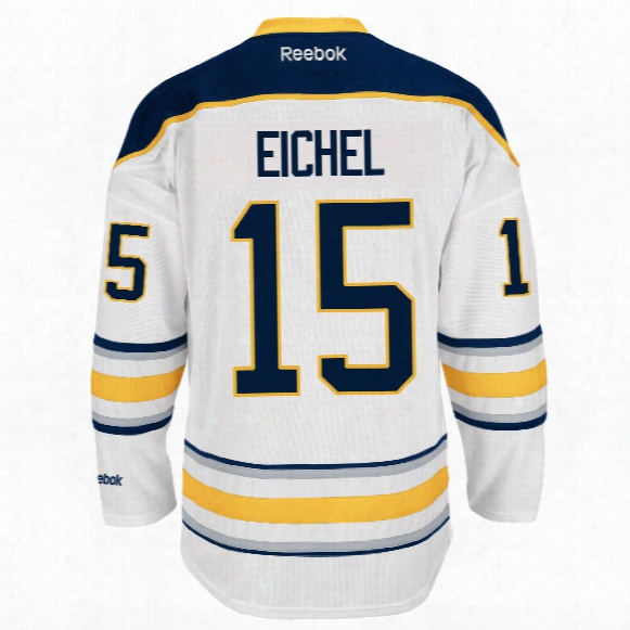 Jack Eichel Buffalo Sabres Reebok Premier Replica Road Nhl Hockey Jersey