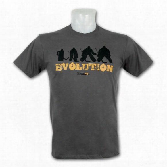 Kractice Evolution Fine Jersey Vintage T-shirt (stone)
