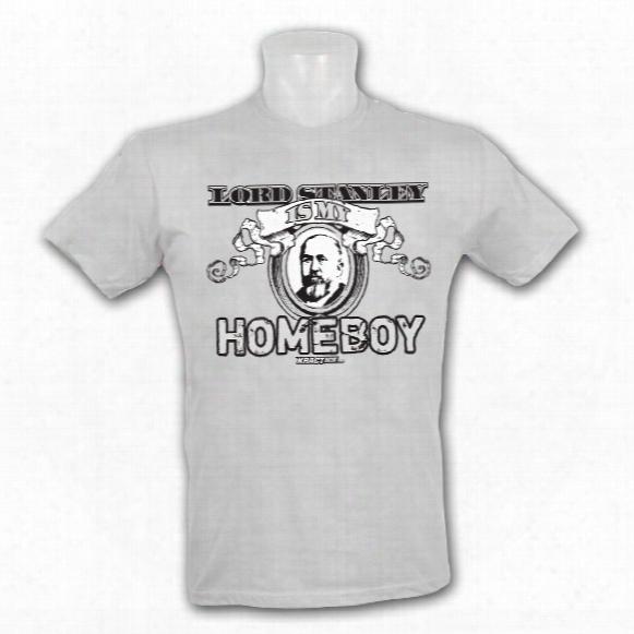 Kractice Homeboy Fine Jersey Vintage T-shirt (silver)