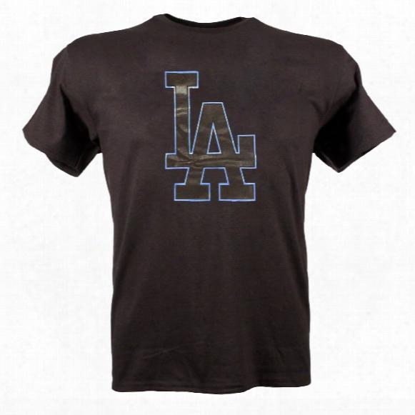 Los Angeles Dodgers Back In Black T-shirt