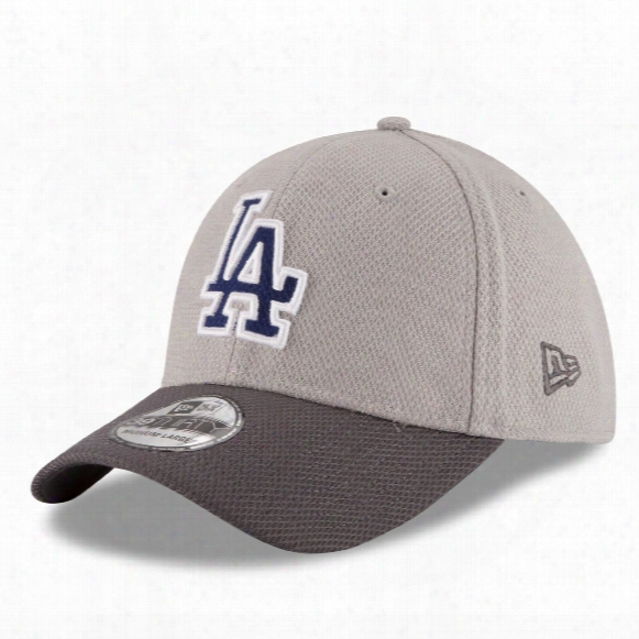 Los Angeles Dodgers Mlb Team Grayed 39thirty Cap