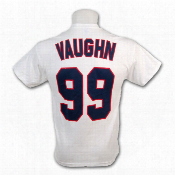 *major League* Indians #99 Ricky *wild Thing* Vaughn T-shirt