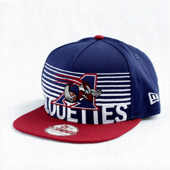Montreal Alouettes Cfl Stack 9fifty Snapback Cap