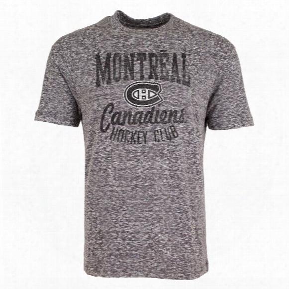 Montreal Canadiens Sebman Tri-blend T-shirt