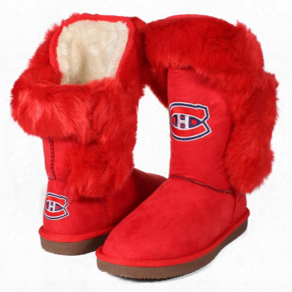 Montreal Canadiens Women's Cuce Champions Boot