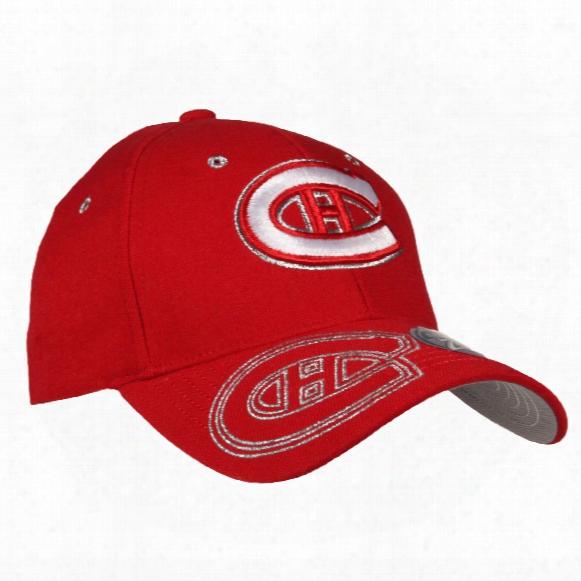 Montreal Canadiens Zephyr Etch Zf Cap