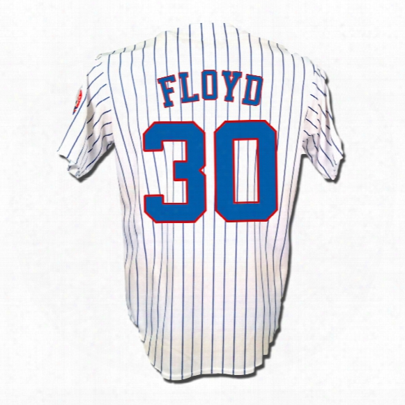 Montreal Expos Cliff Floyd Cooperstown 1993 Replica Home Mlb Baseball Jersey