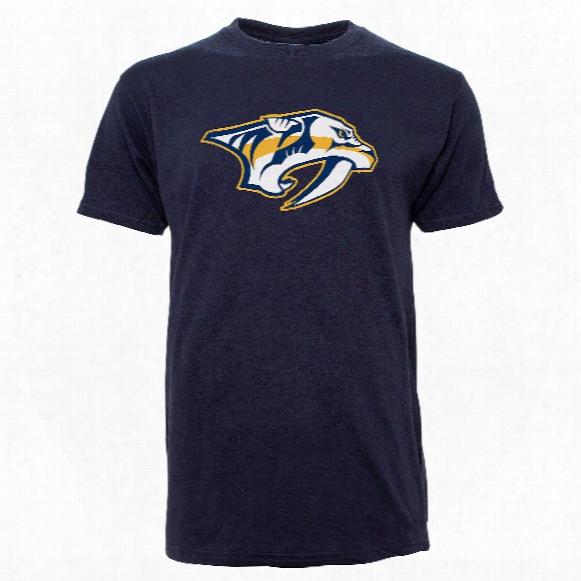 Nashville Predators Fan T-shirt (navy)