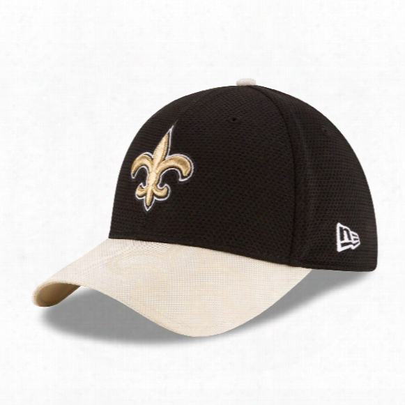 New Orleans Saints 2016 Nfl On Field 39thirty Cap