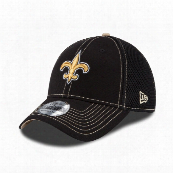 New Orleans Saints Crux Line Neo 39thirty Cap
