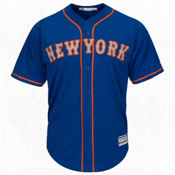 New York Mets 2017 Cool Base Replica Alternate Road Mlb Baseball Jersey