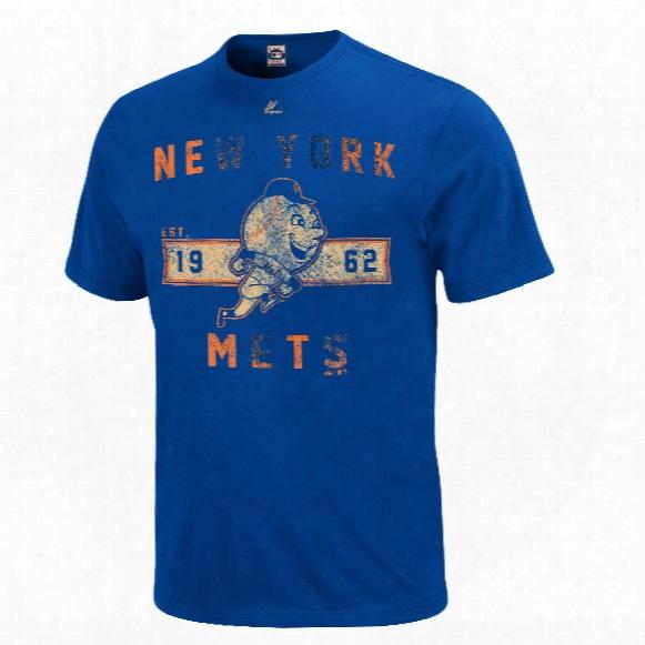 New York Mets Cooperstown Desire More T-shirt