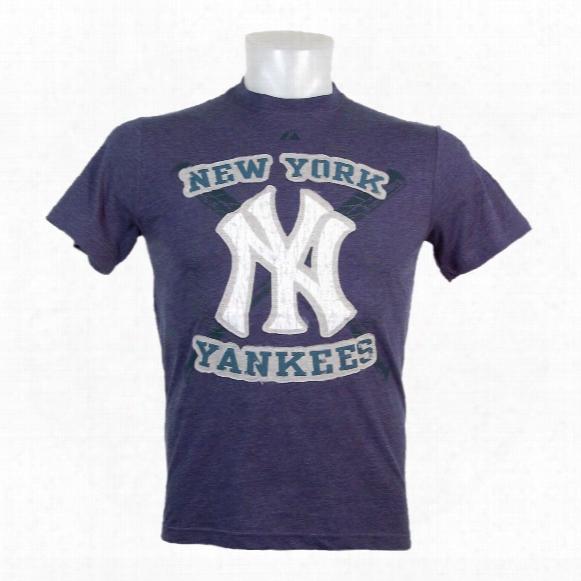 New York Yankees Brushback Fashion T-shirt