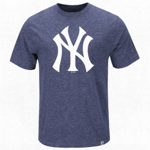 New York Yankees Mental Metal Slub T-shirt