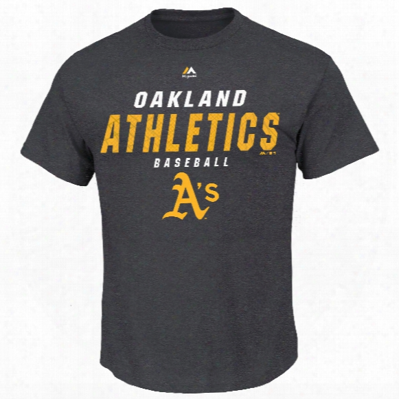 Oakland Athletics All The Way Game T-shirt