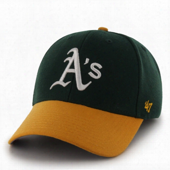Oakland Athletics Mvp Cap