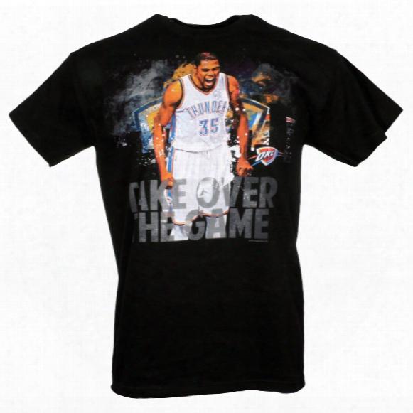 Oklahoma City Thunder Kevin Durant See Me Score Nba T-shirt