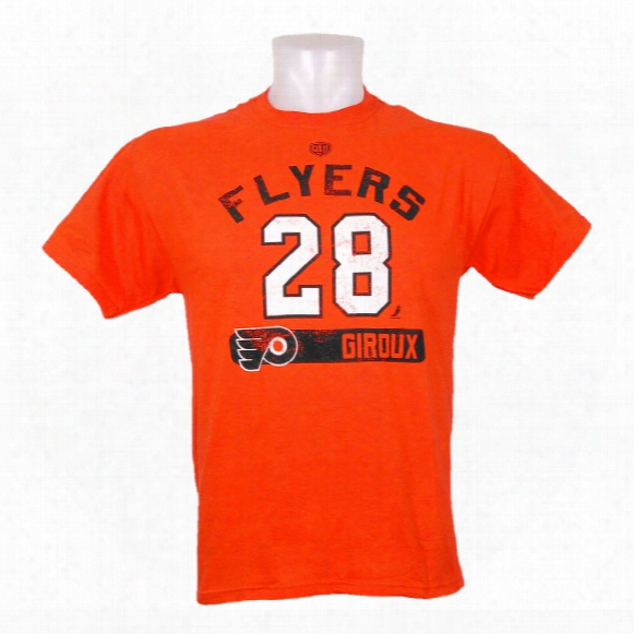 Philadelphia Flyers Claude Giroux Cornerstone T-shirt