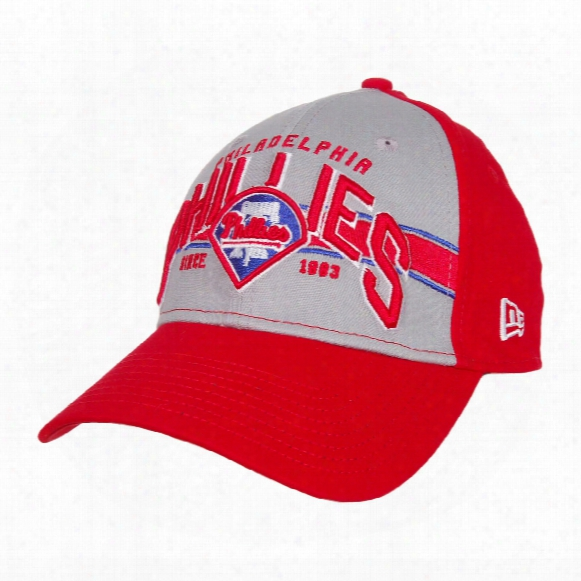 Philadelphia Phillies 39thirty Tri-band Cap