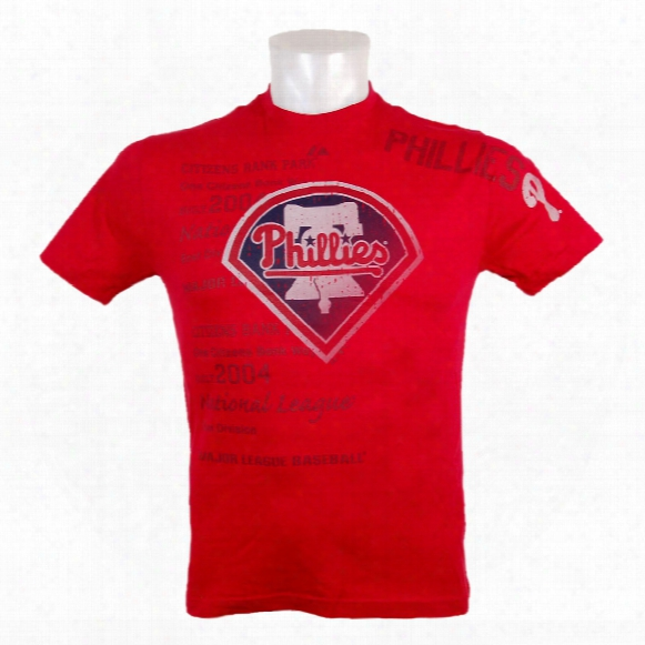 Philadelphia Phillies Ricochet Modern Fit T-shirt